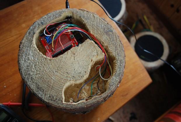 Skogens trummor