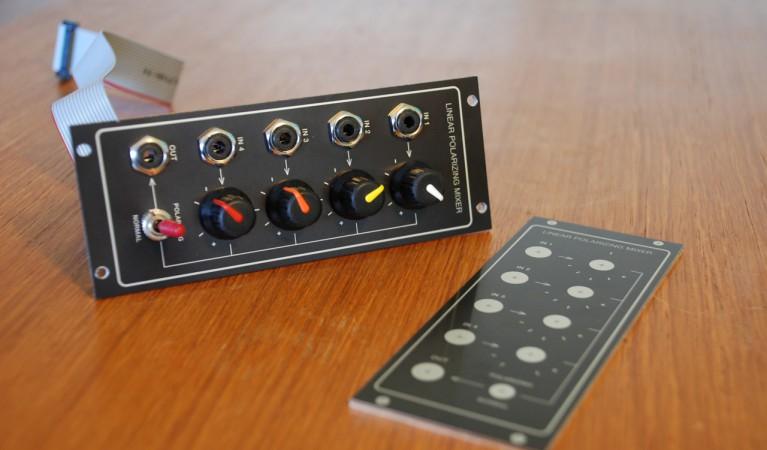 Metalphoto CV mixer