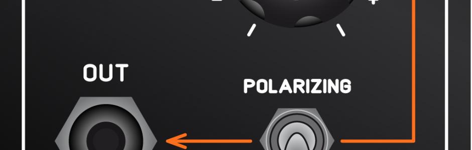 Polarizing mixer zoom